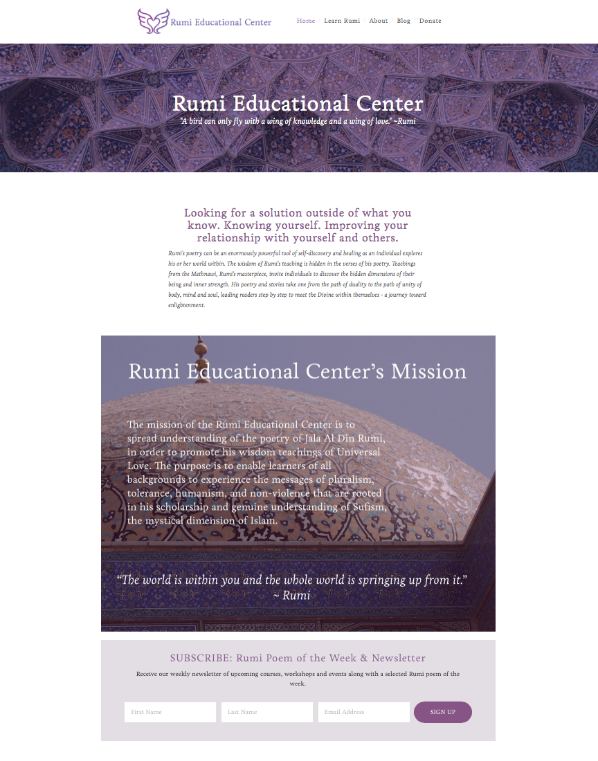 Rumi Educational Center