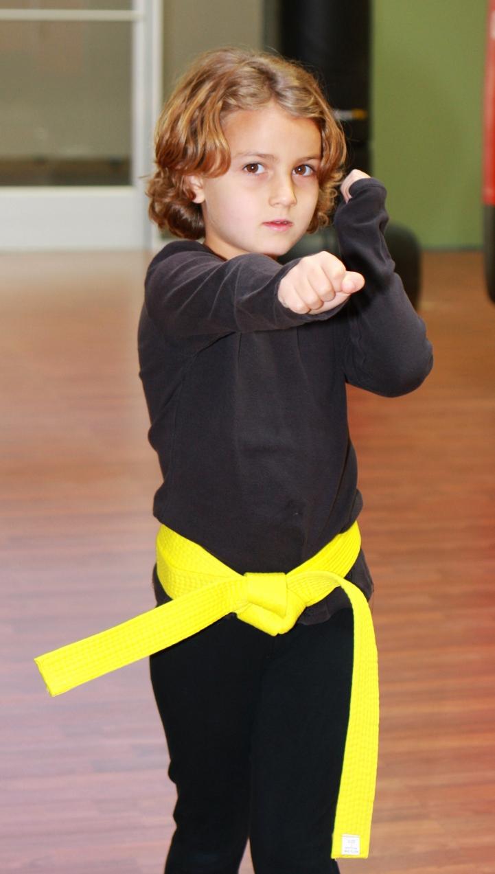Depensa Kalye Martial Arts & Self-Defense for Children