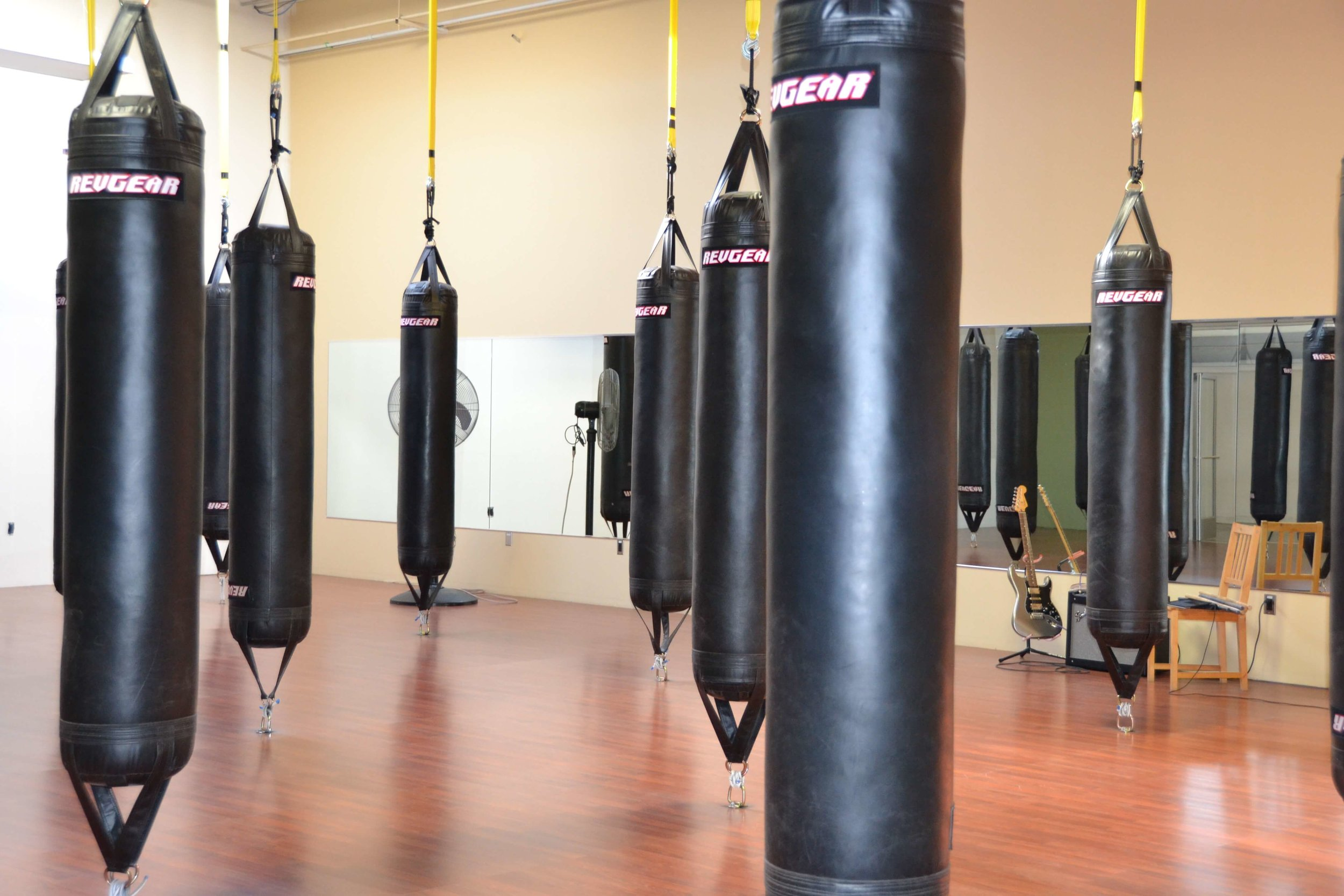 Kickboxing Fitness and Strength Training Workouts.