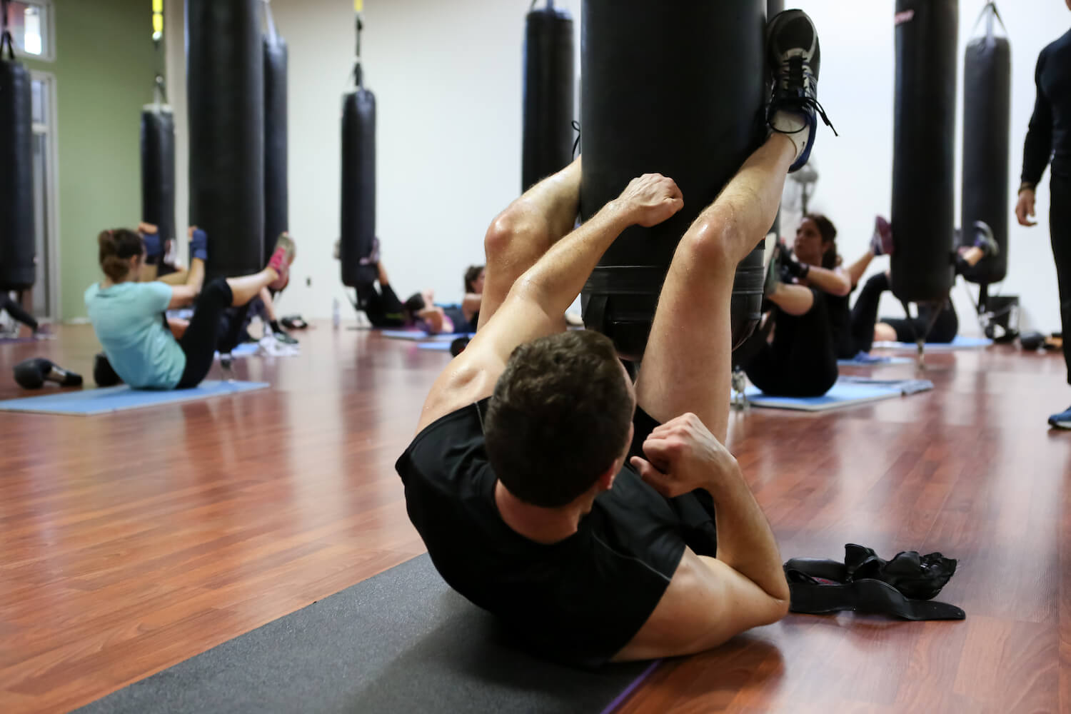 Kickboxing:Curcuits class at Tao San Fit-Boxing & Self-Defense, Santa Cruz.jpg
