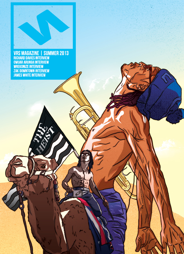 VRS Magazine Cover