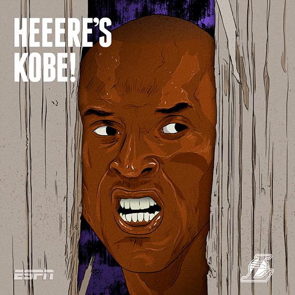 Kobe Bryant for ESPN
