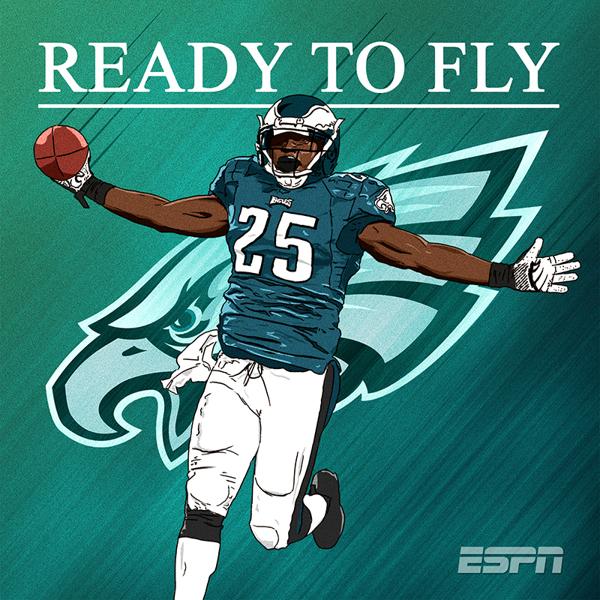 Philadelphia Eagles - LeSean McCoy