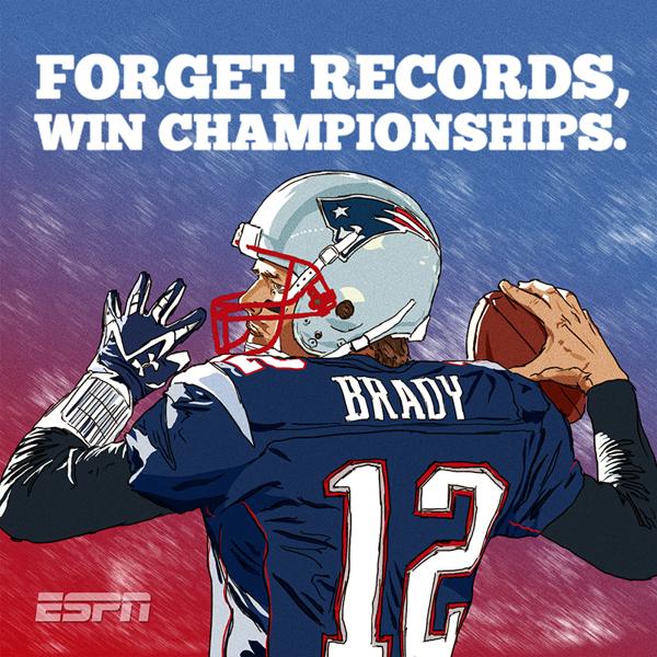 New England Patriots - Tom Brady
