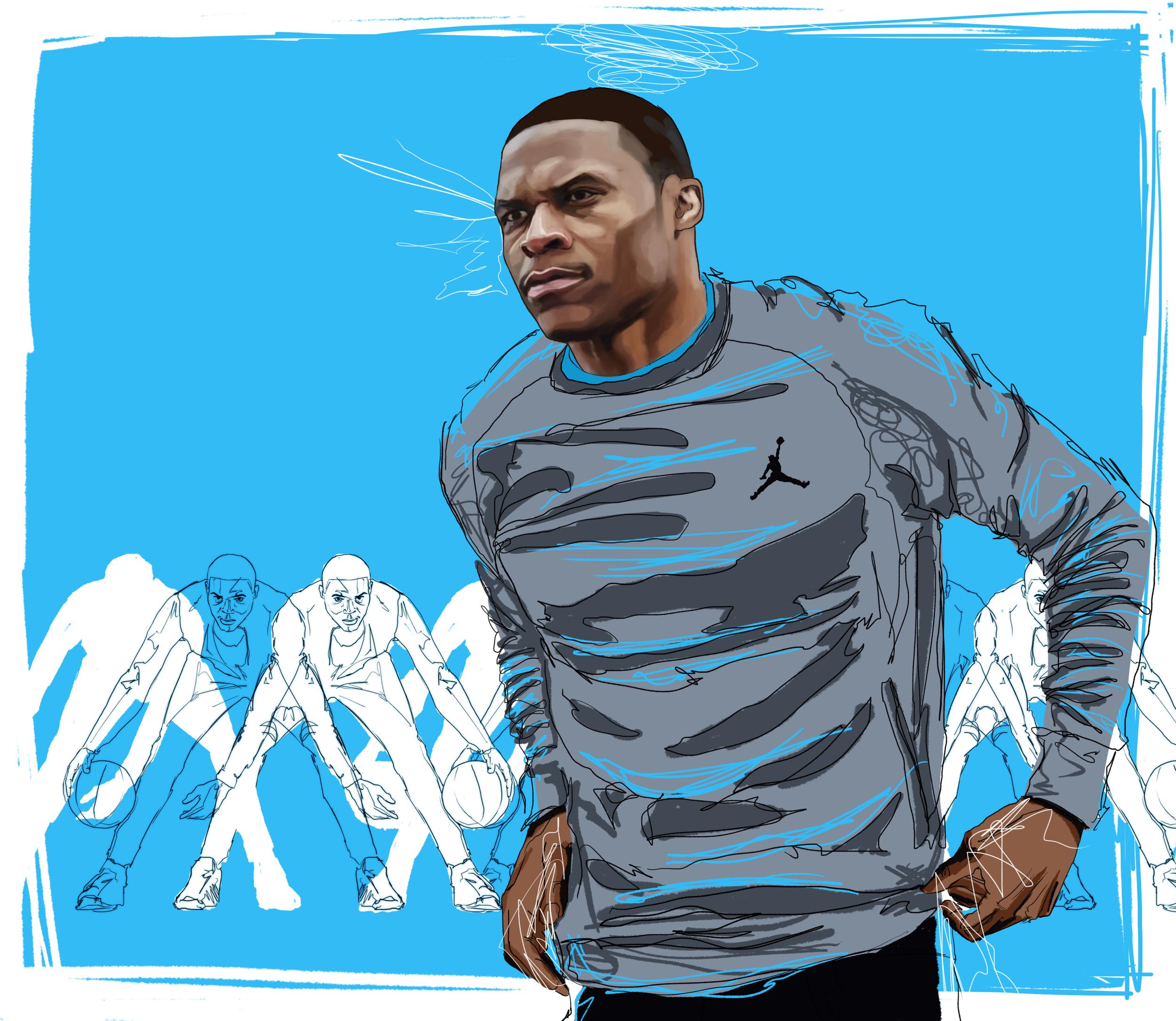 Russell Westbrook for Jordan Brand