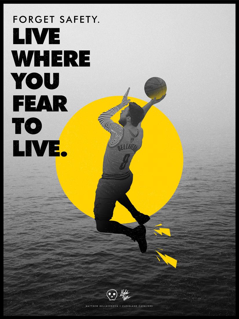 Poetry of Basketball - Matthew Dellavedova