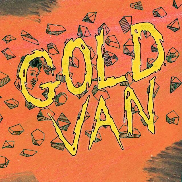 Gold Van