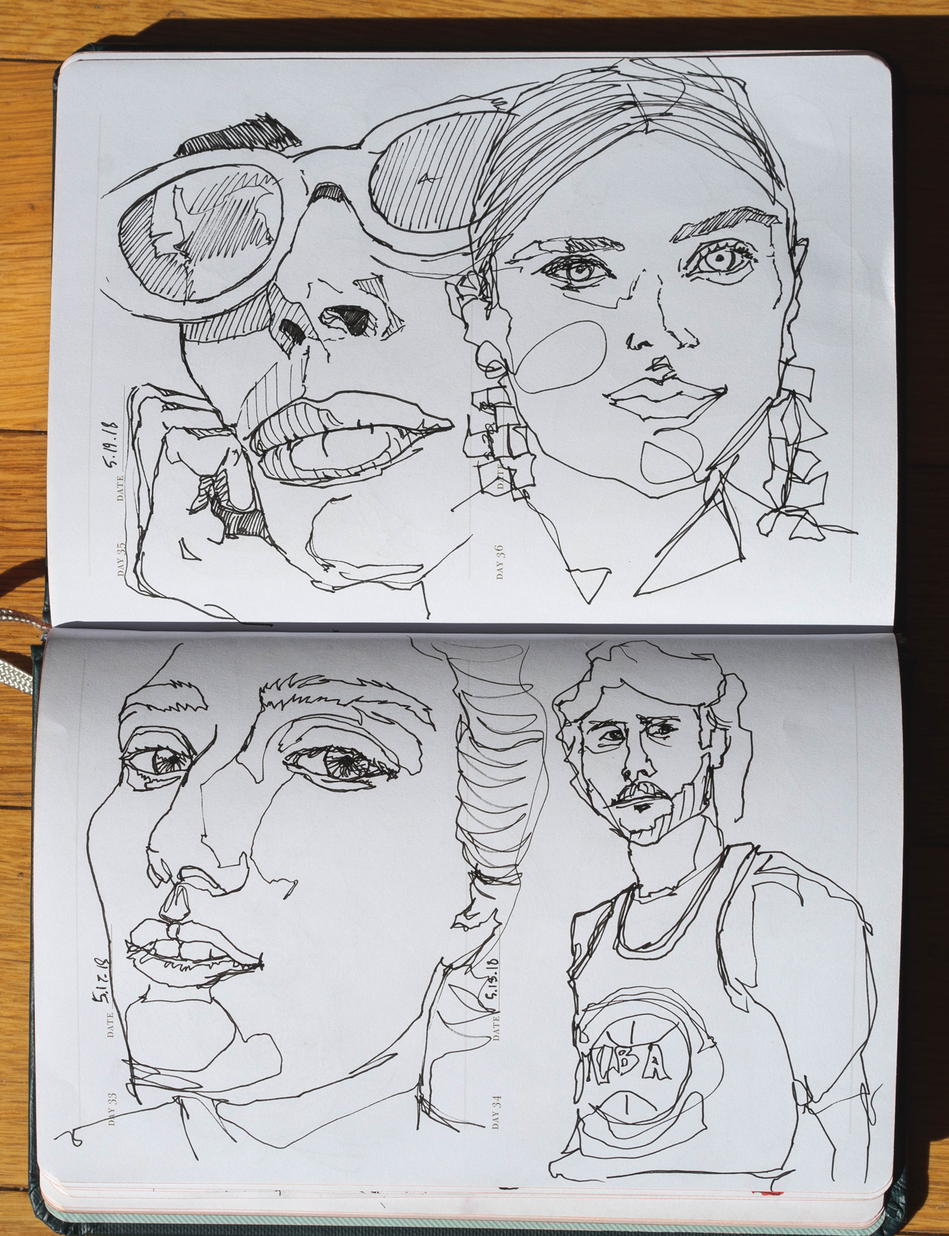 Daily Pages: Fashion