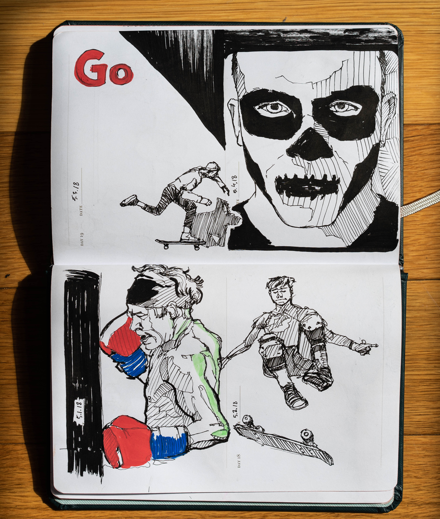 Daily Pages: Sports