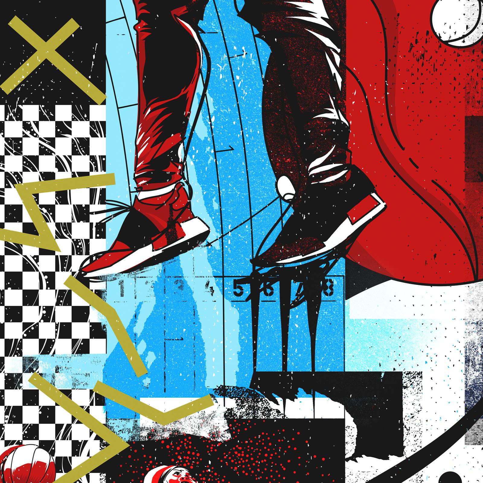 Mural detail #3