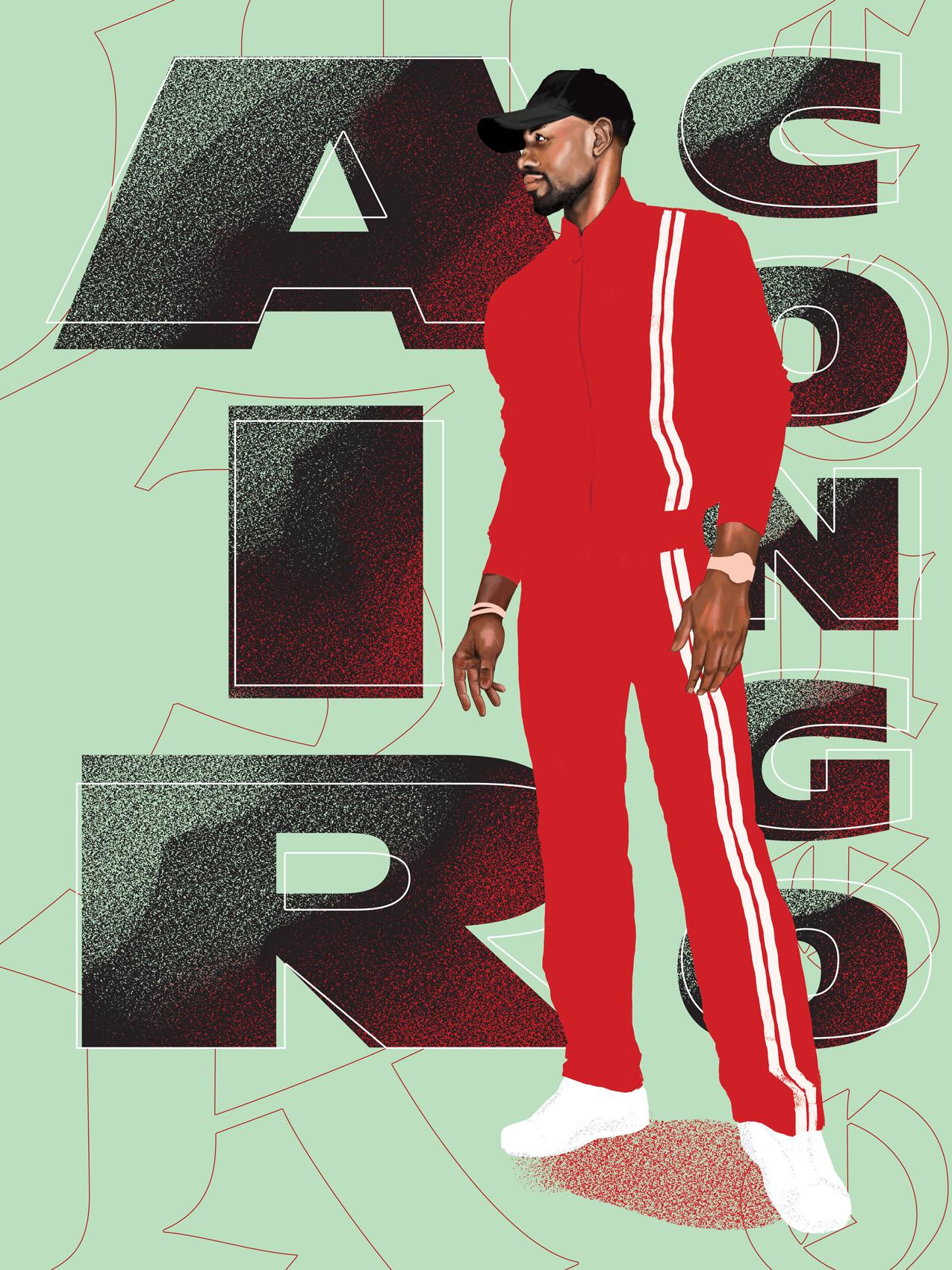 "Serge ""Air Congo"" Ibaka"