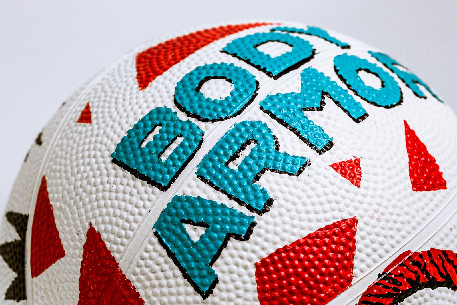 Body Armor Basketball