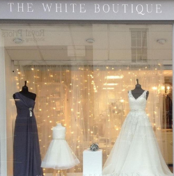 The White Boutique Wedding Dress Showroom