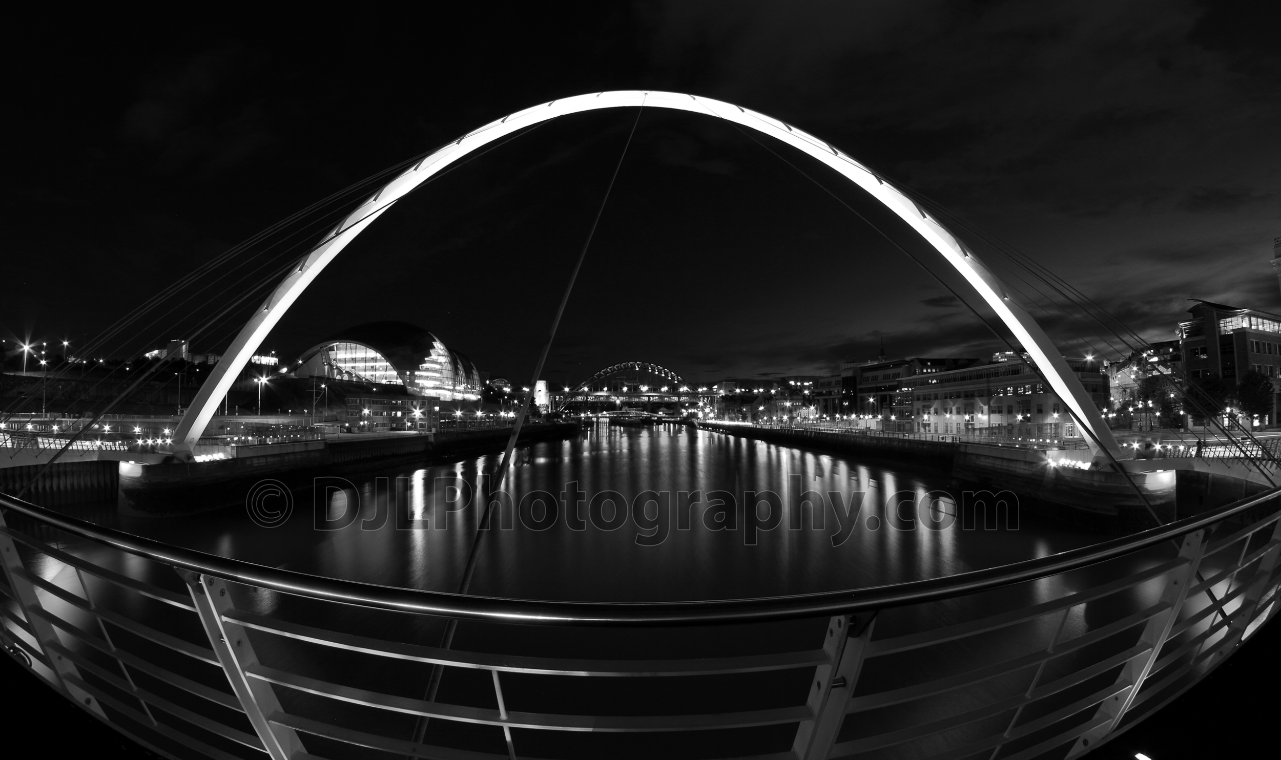Millennium Bridge 1 - Gateshead