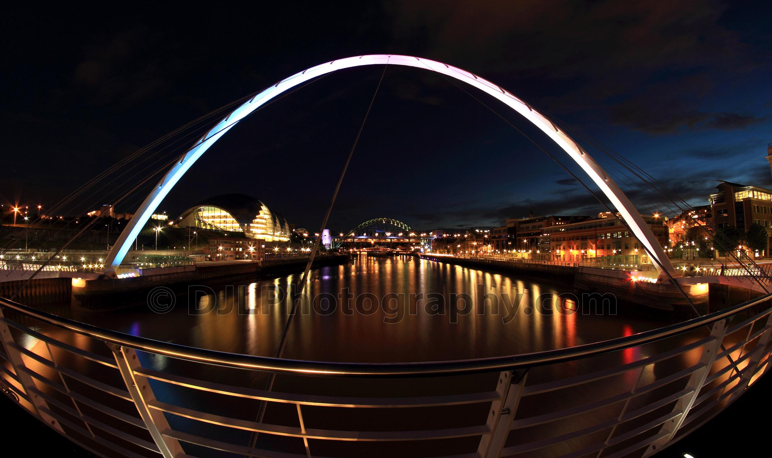 Millennium Bridge 2 - Gateshead
