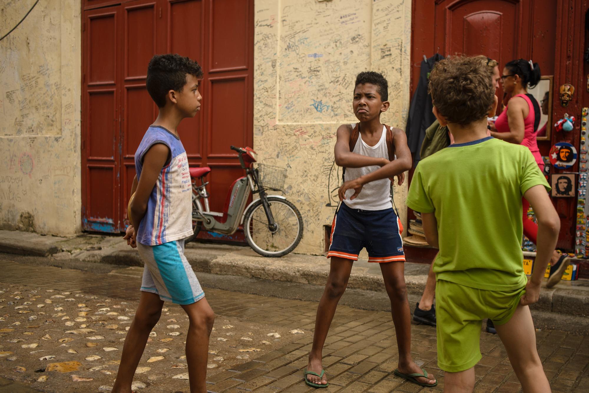 Daytime in Cuba