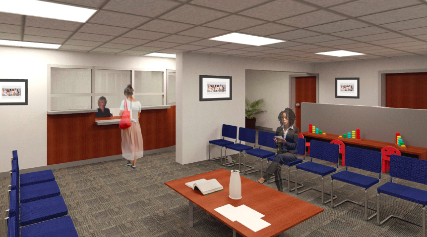 Future Waiting Room