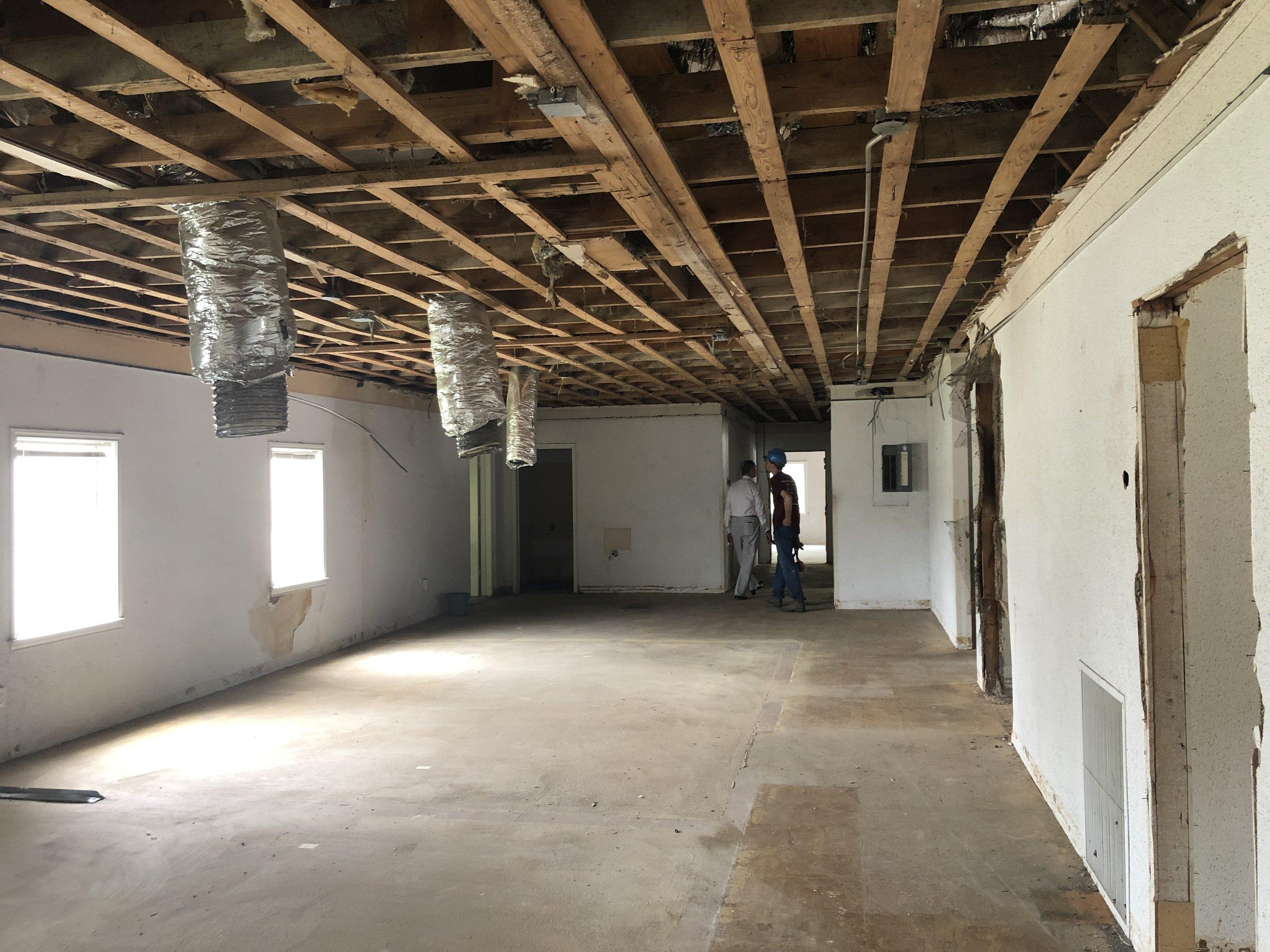 Second Floor | Future Education Room