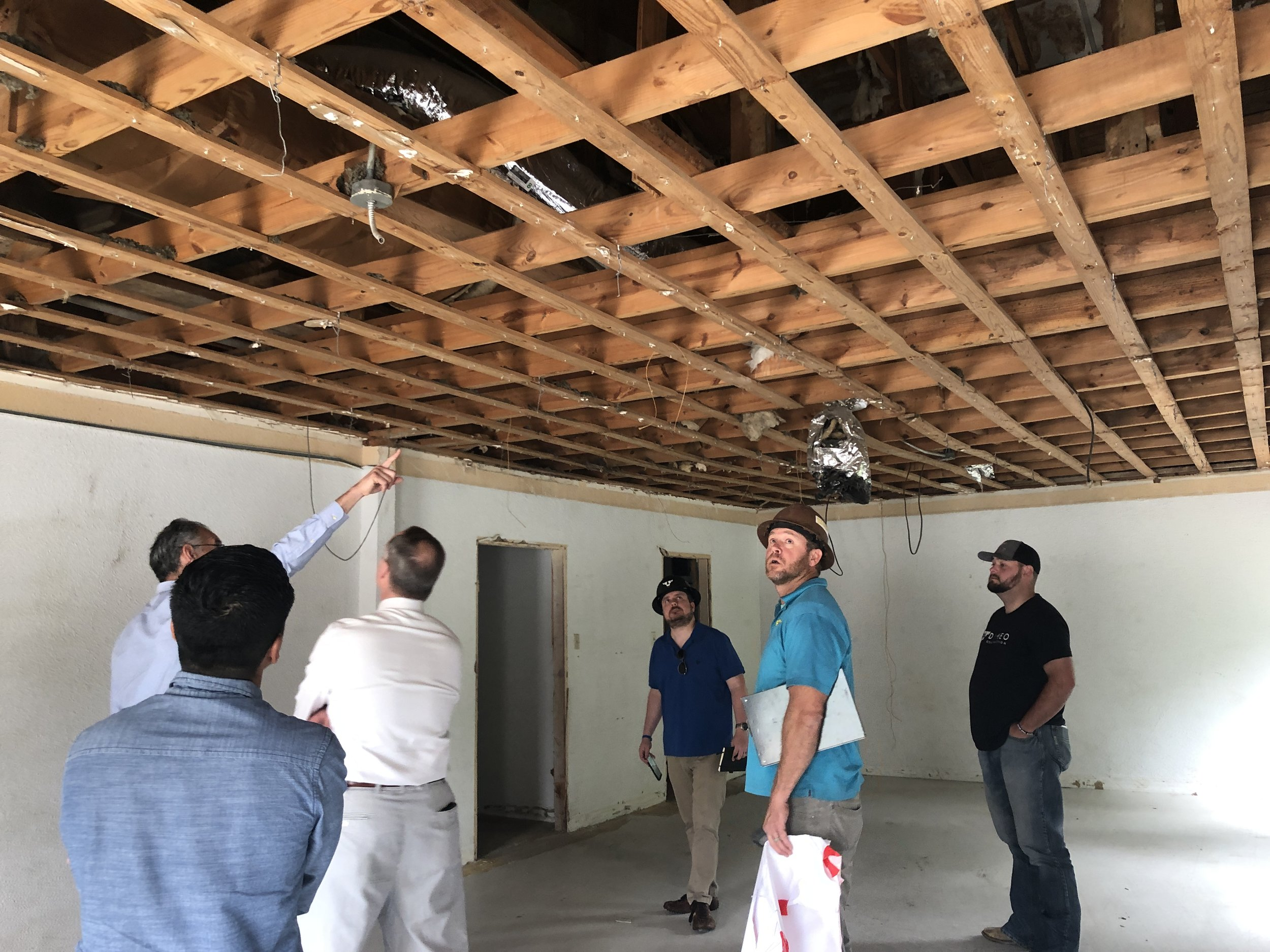 Second Floor | Future Physician Office