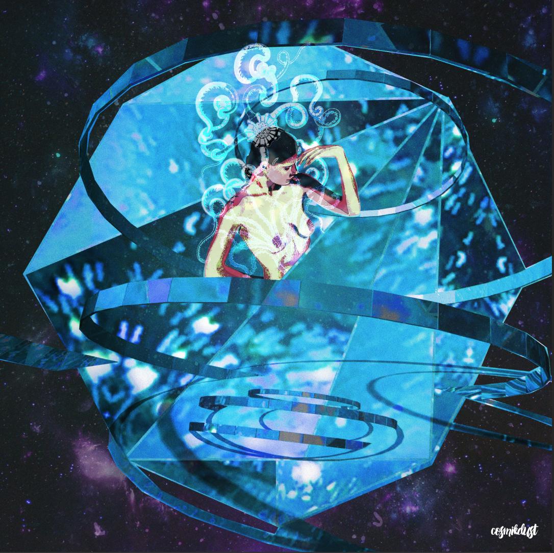 Deep Space Voyage 5 - Nunki