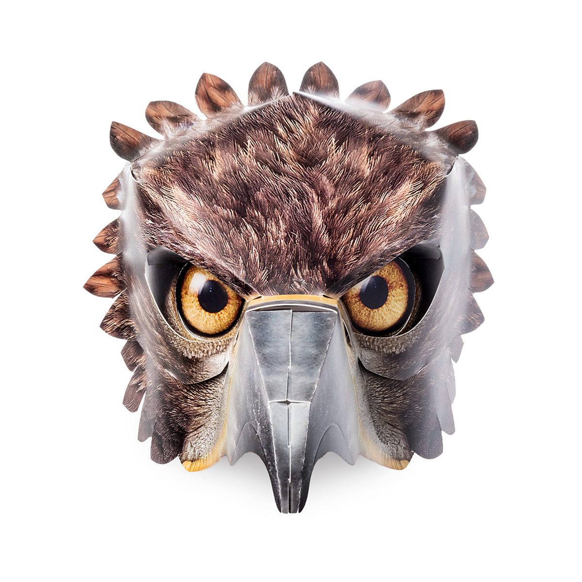 ....Maske Steinadler ..Golden eagle mask....