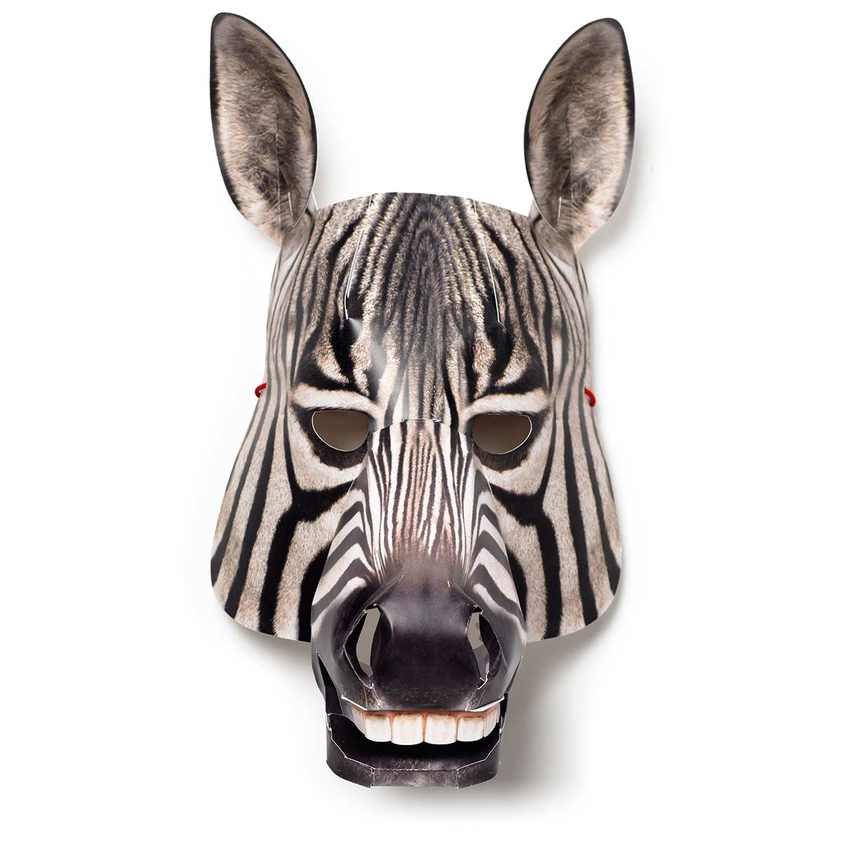 ....Maske Zebra ..Zebra mask ....