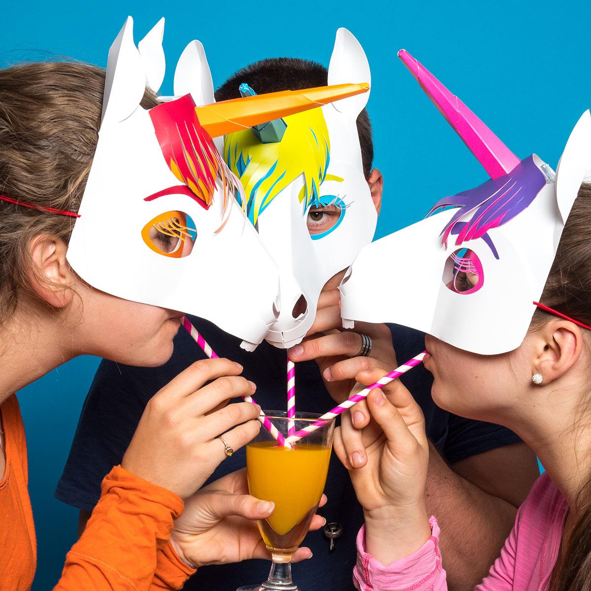 ....Drei sind ne Party ..Three is a party....
