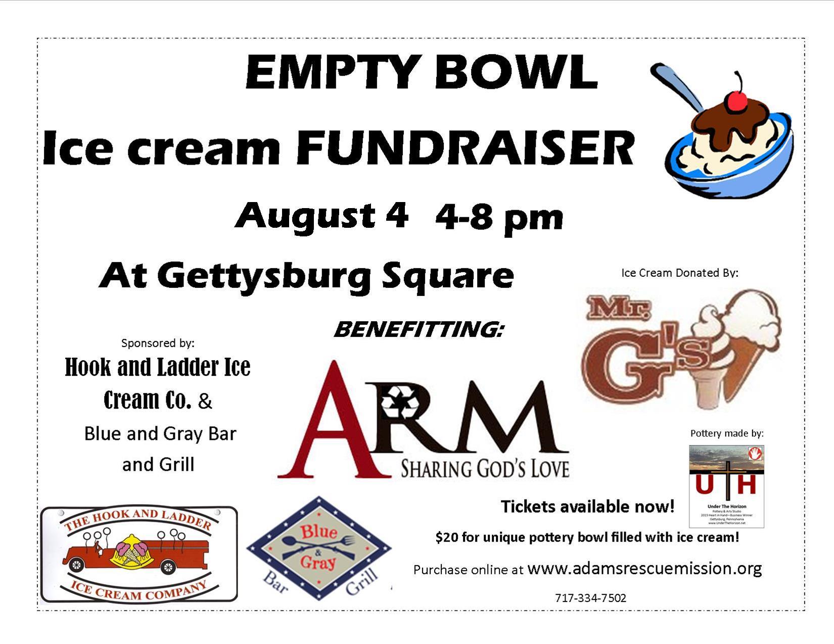 Empty Bowl Fundraiser Poster August 4 2017.jpg