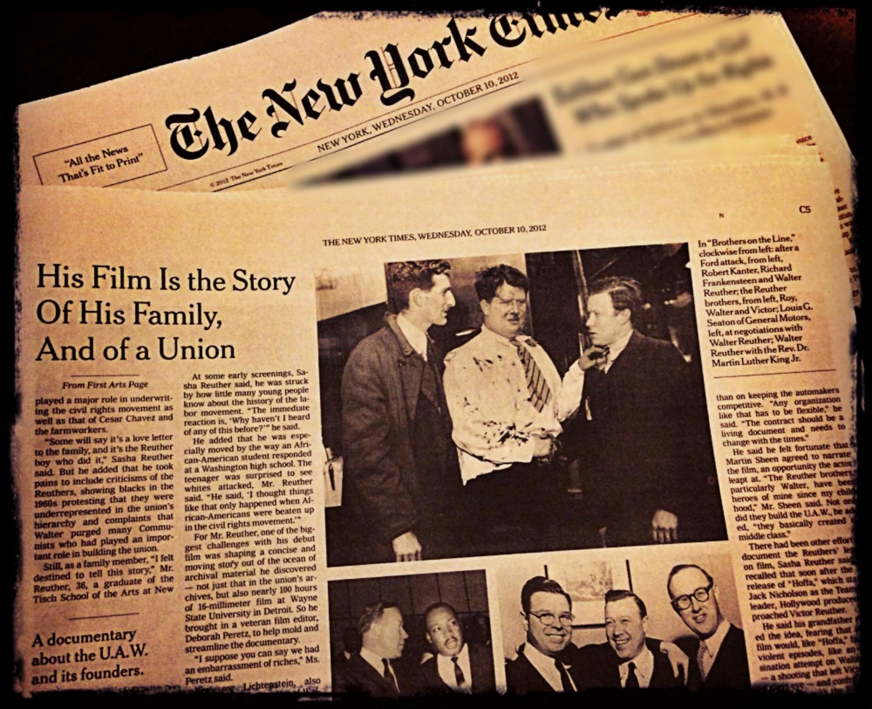 BOTL NYT