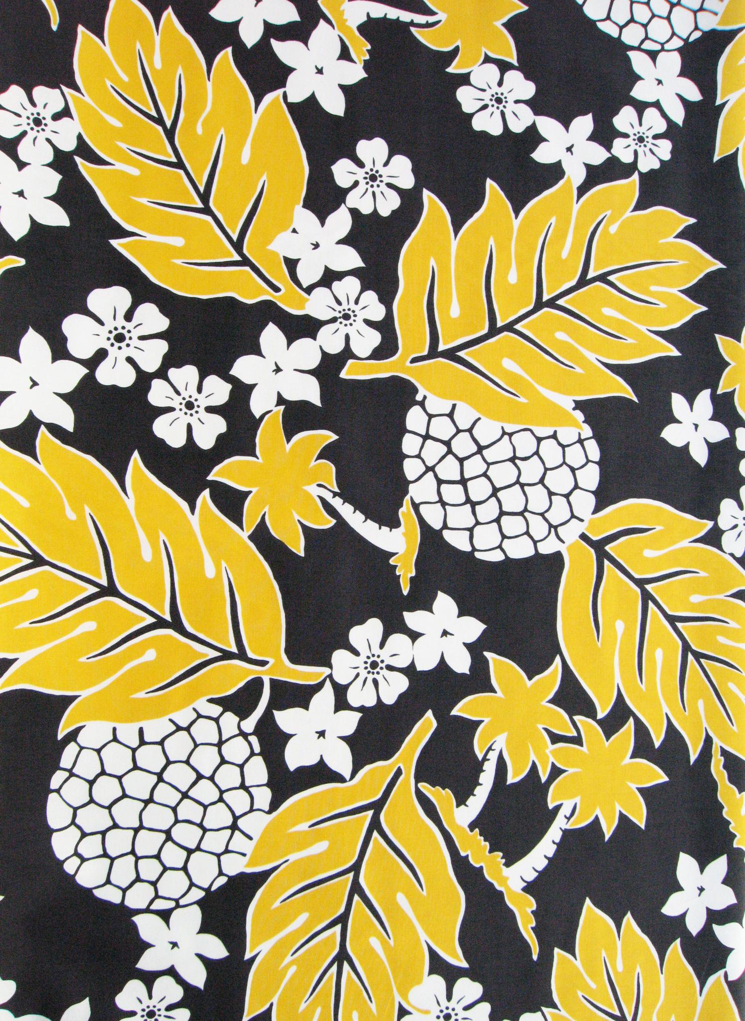 Hawaiian Cotton Broadcloth