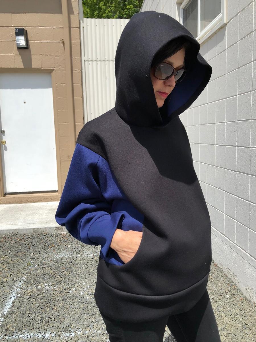 dp studio le 001 hoodie