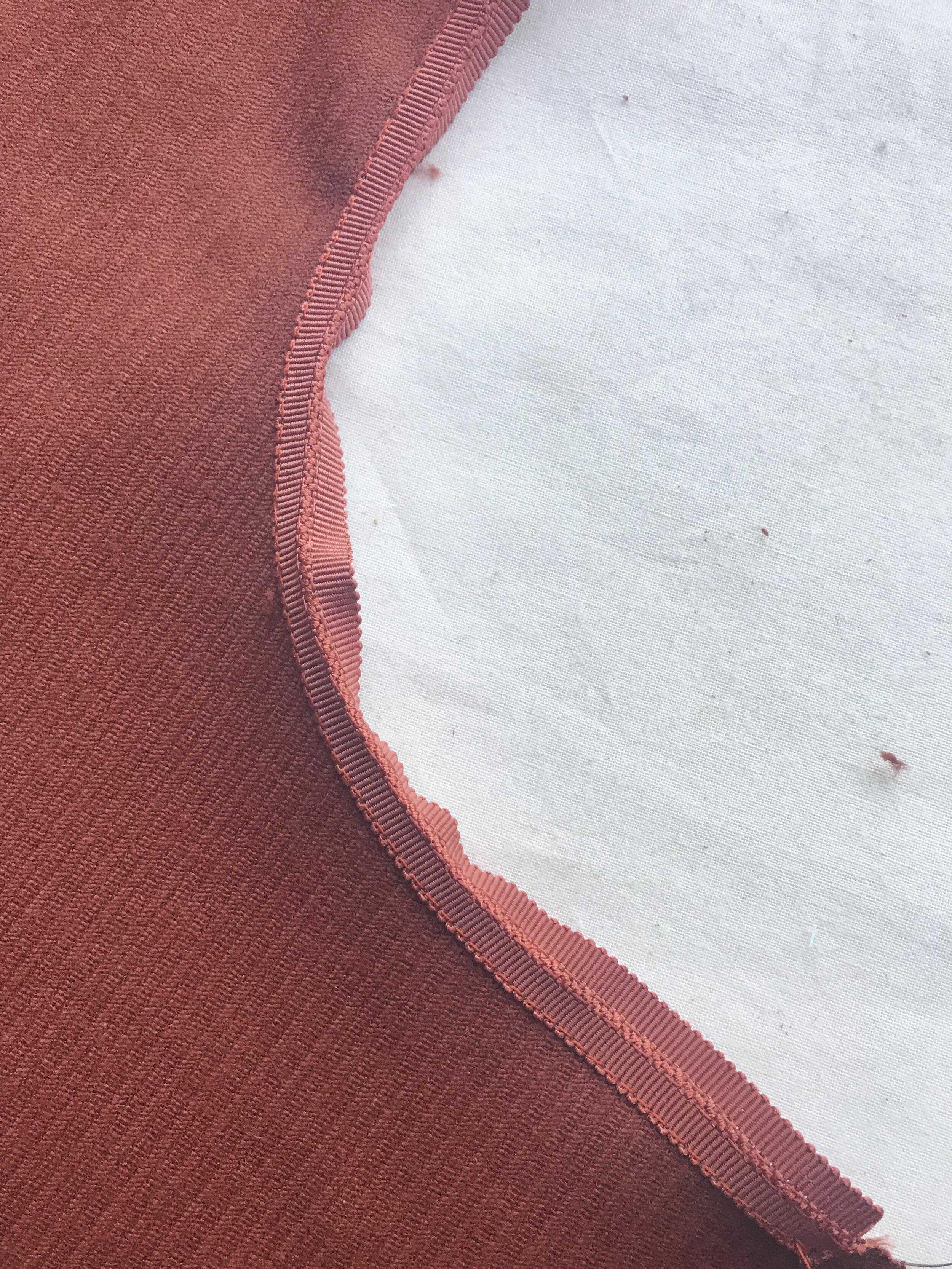 mokuba fold over petersham grosgrain