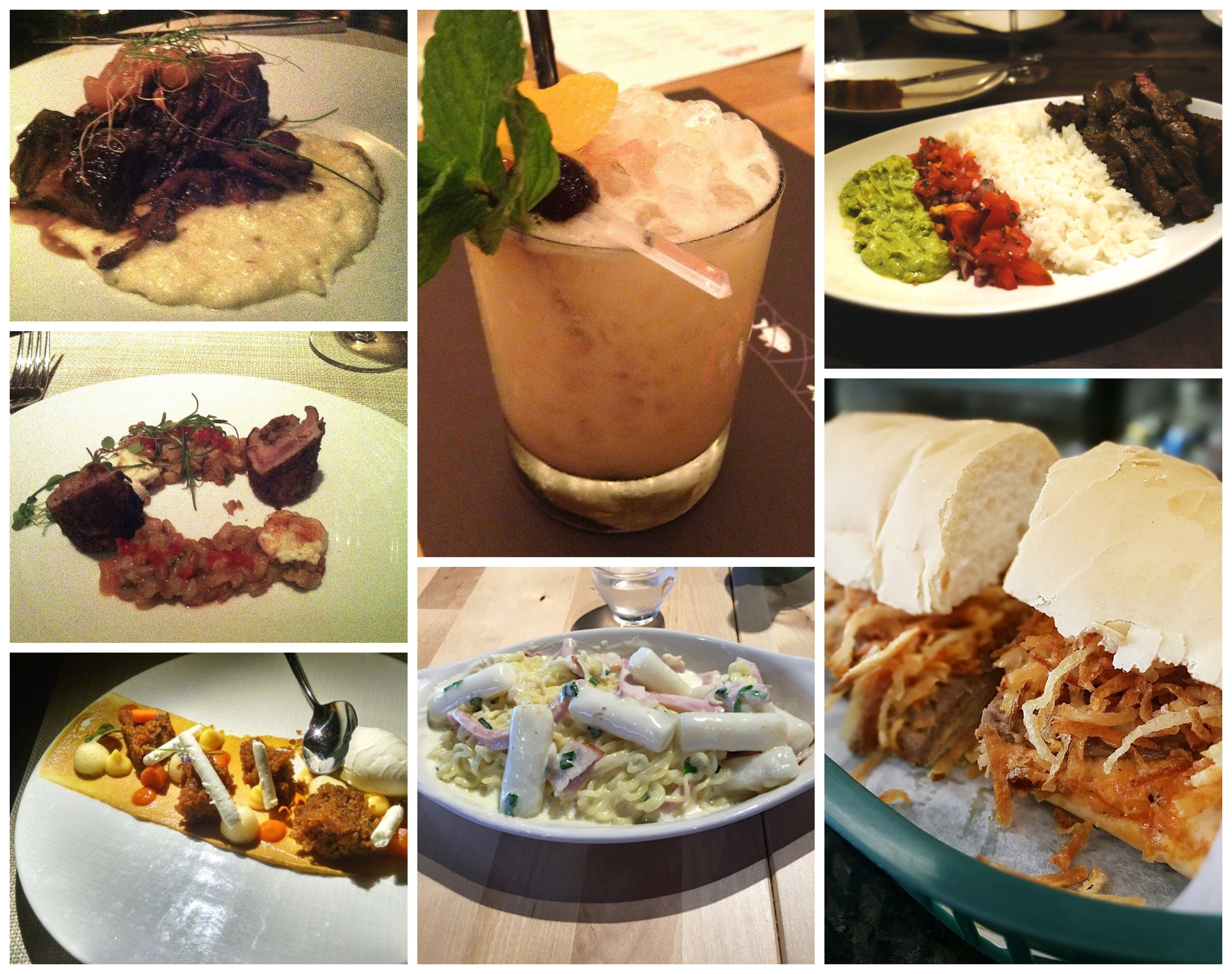 MIAbites Contributors report on WHAT and WHERE they ate over the past couple of weeks! Read below and start drooling!