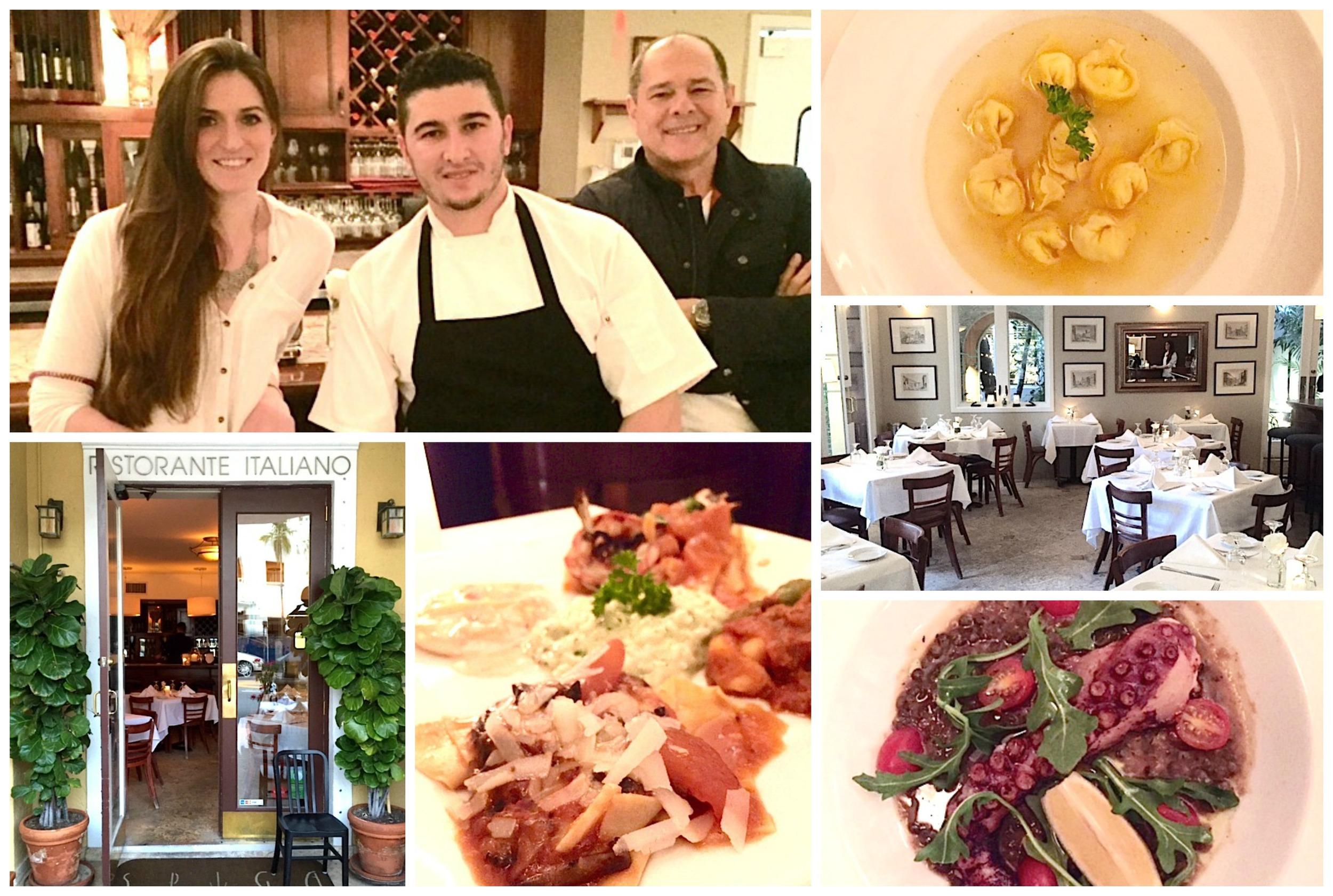Spiga Italian Restaurant South Beach Miami