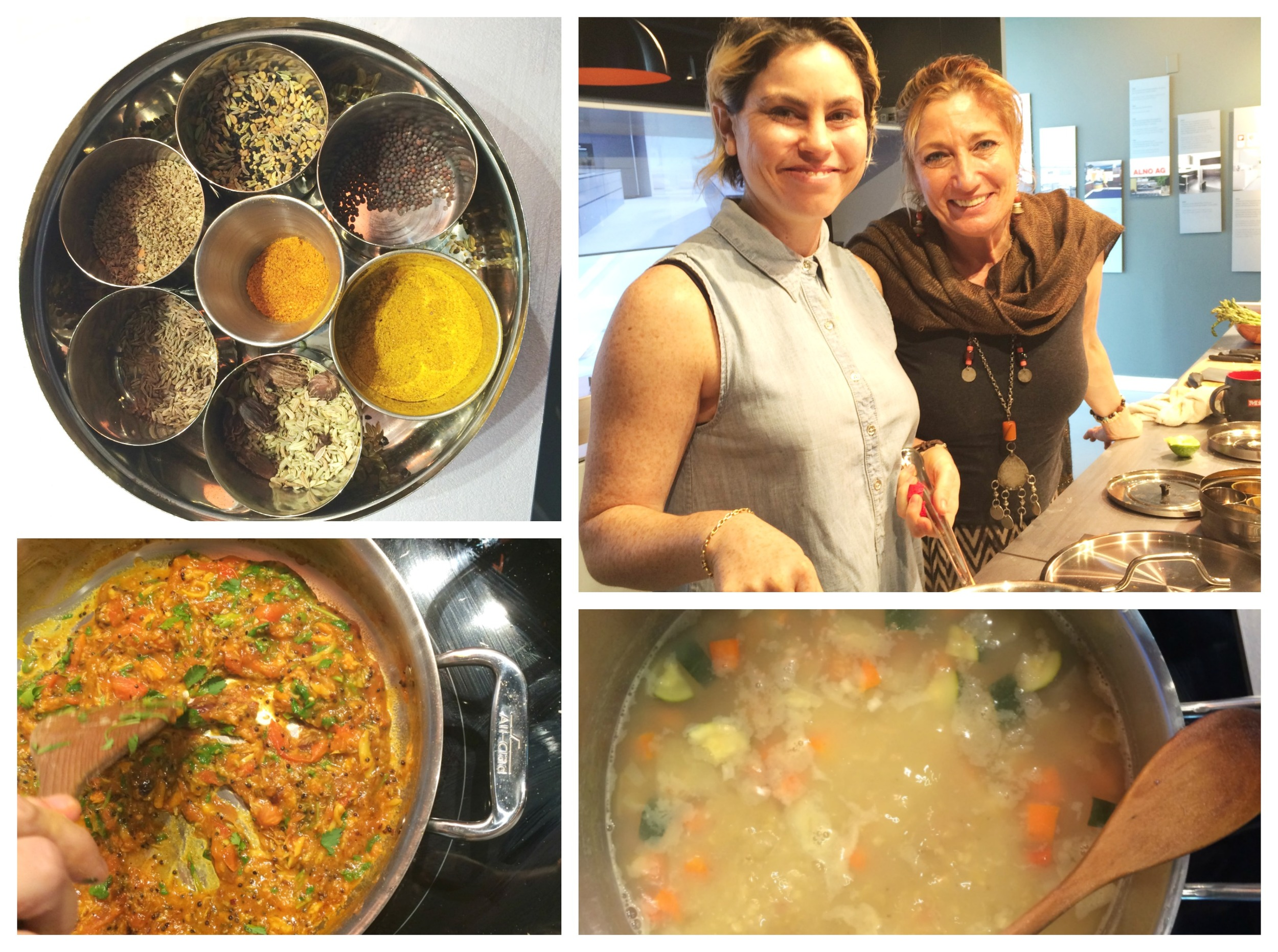 Ayurveda cooking class in Miami