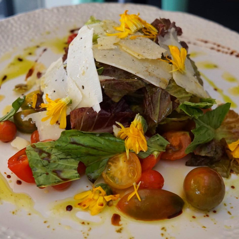 Heirloom Salad Seven Dials Miami