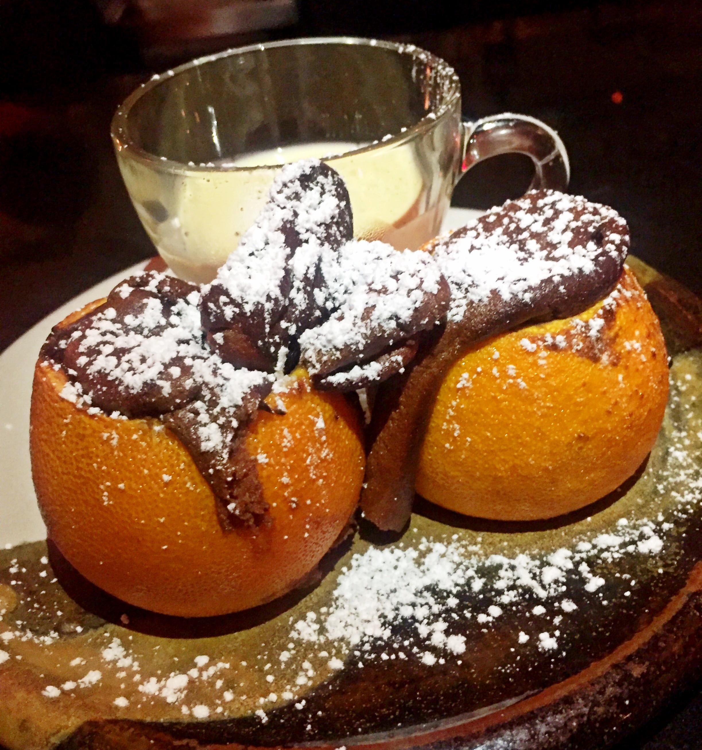 PINCH Orange Chocolate Souffle