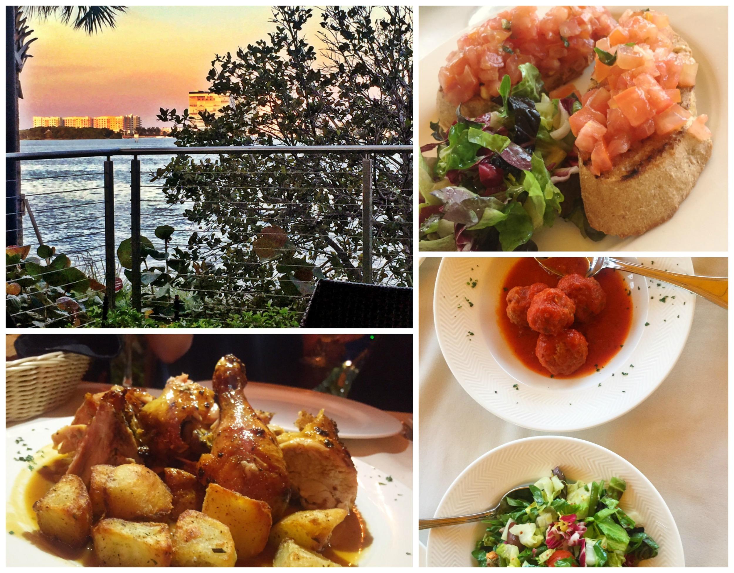 Antica Mare Italian Food in Miami