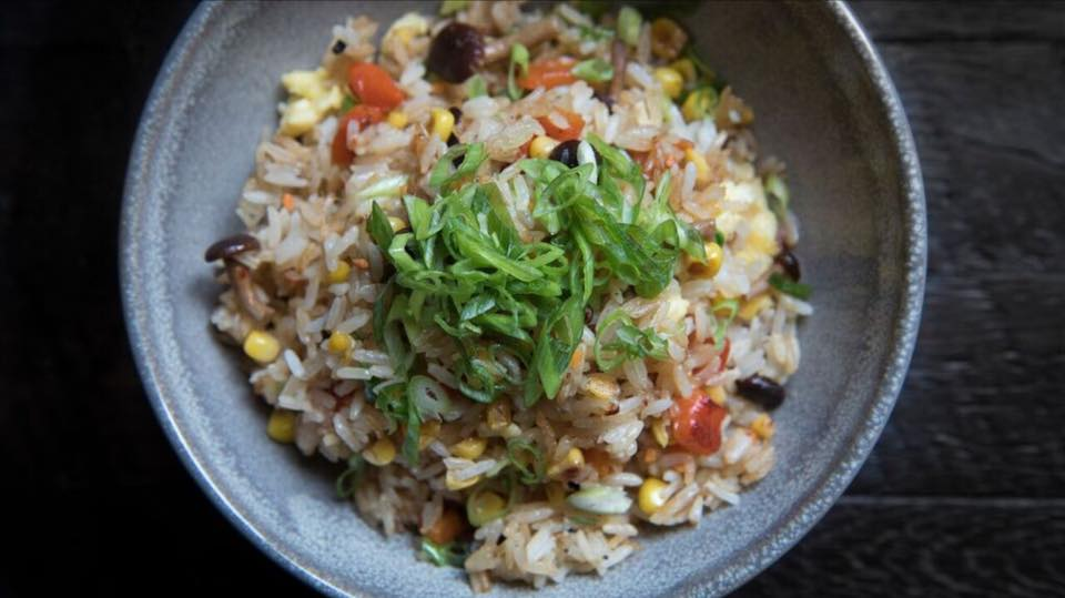 Bazi South Beach Miami Fried Rice