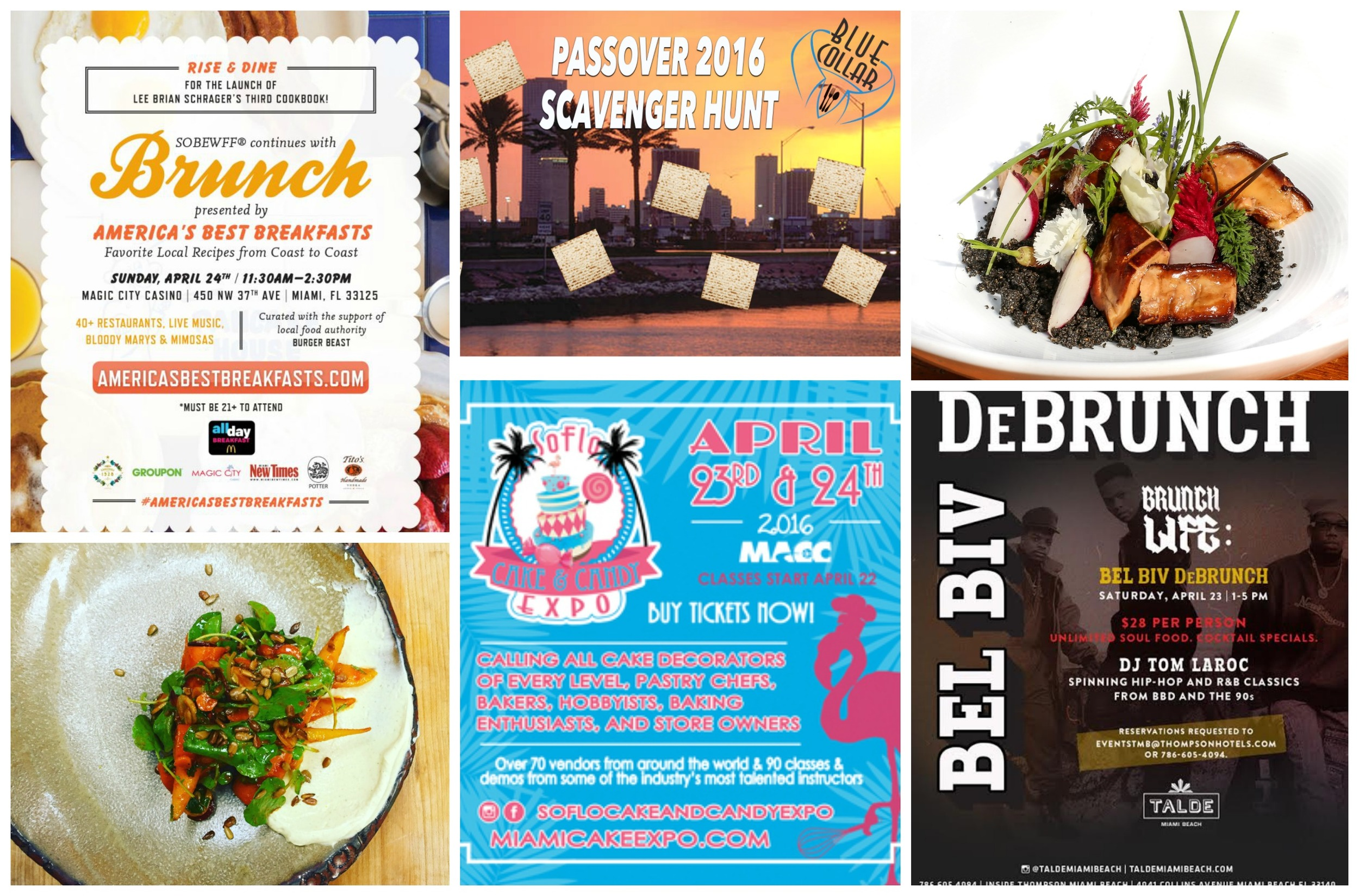 Miami Events Weekly Nibble