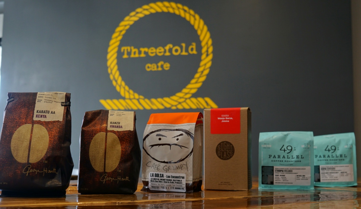 Miami Coffee Samples Threefold Cafe Coral Gables