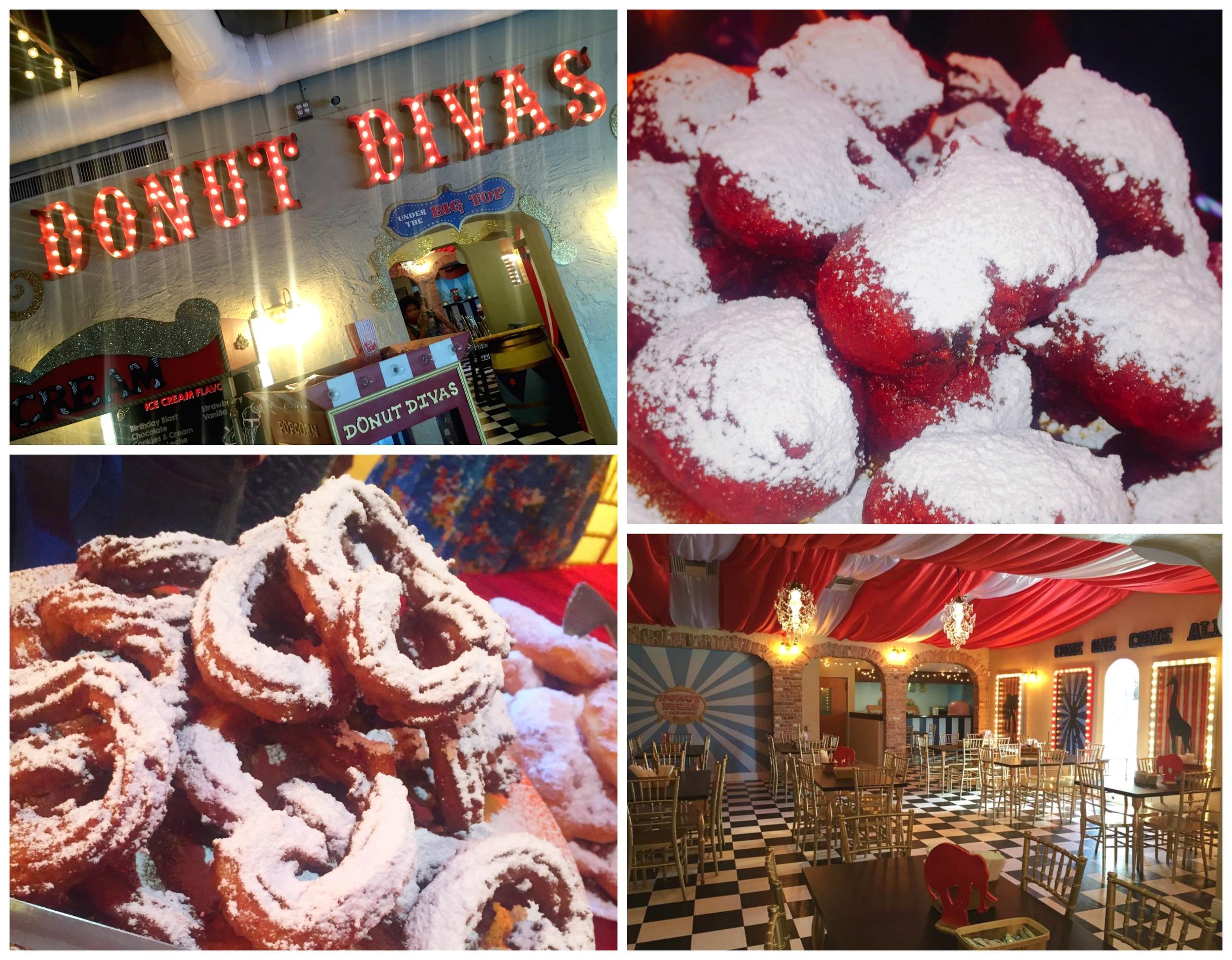 Donut Divas and Fun Foods Miami