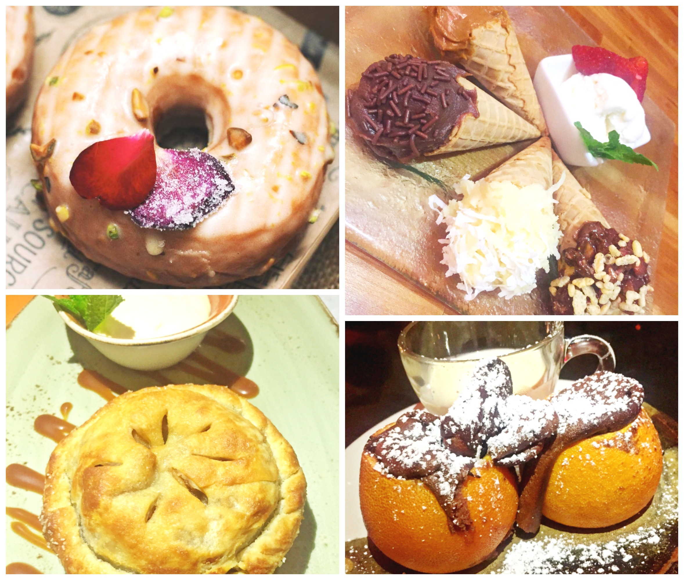 Miami Mother's Day desserts