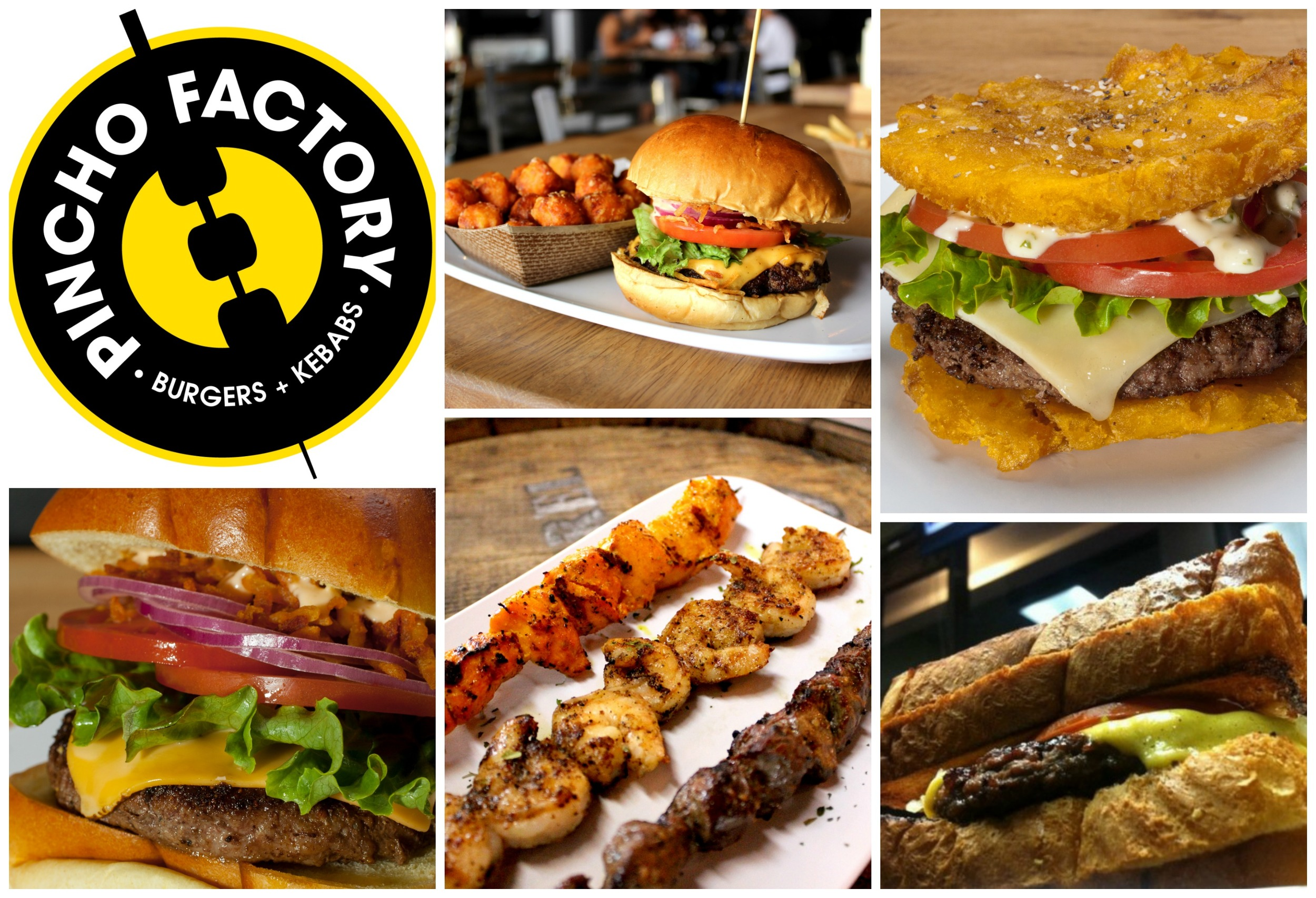 Pincho Factory Miami National Burger Month