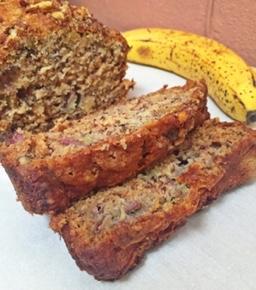 Miami MIAbites Best Ever Banana Bread