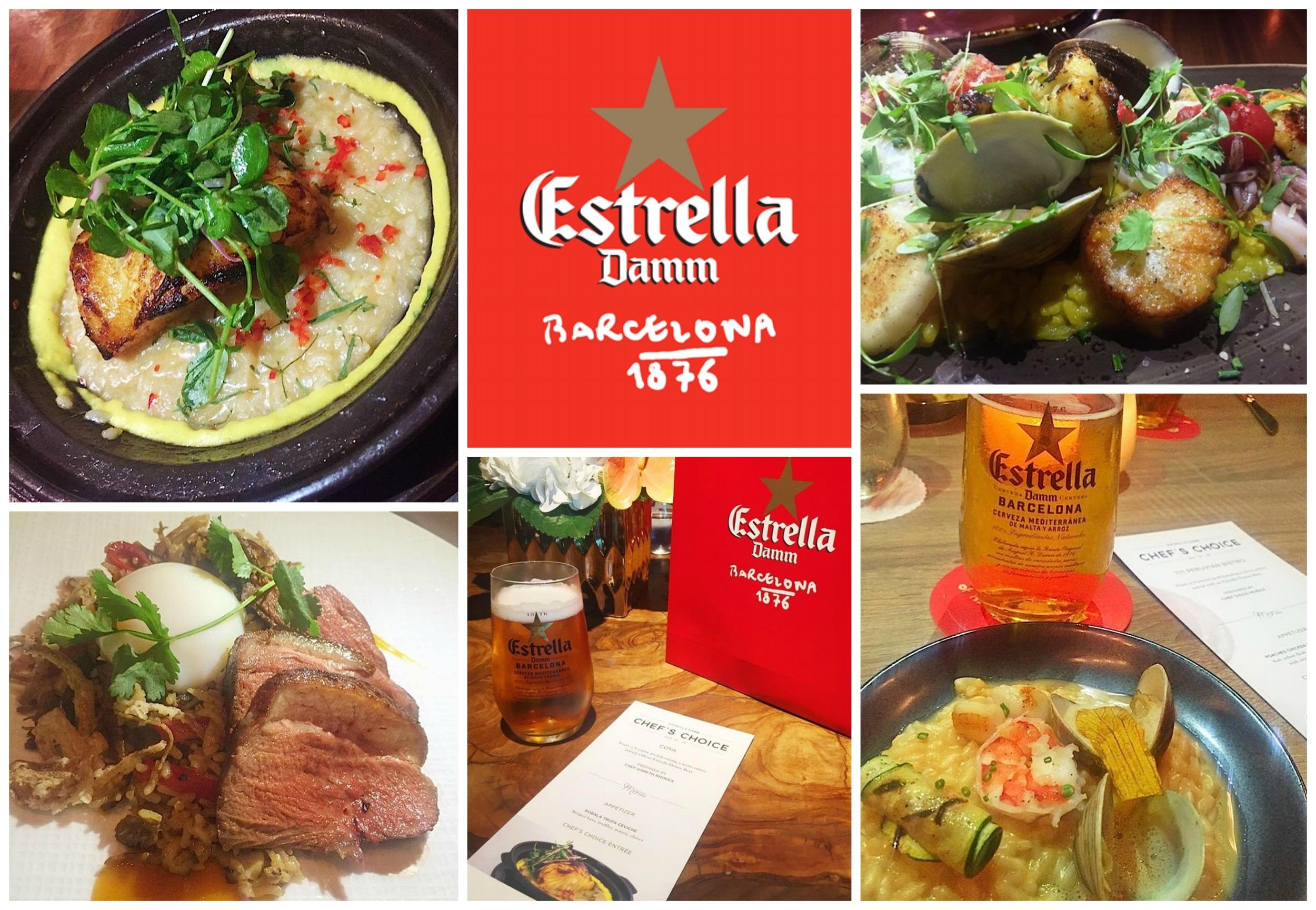 Estrella Damm Miami Chef's Choice Tour