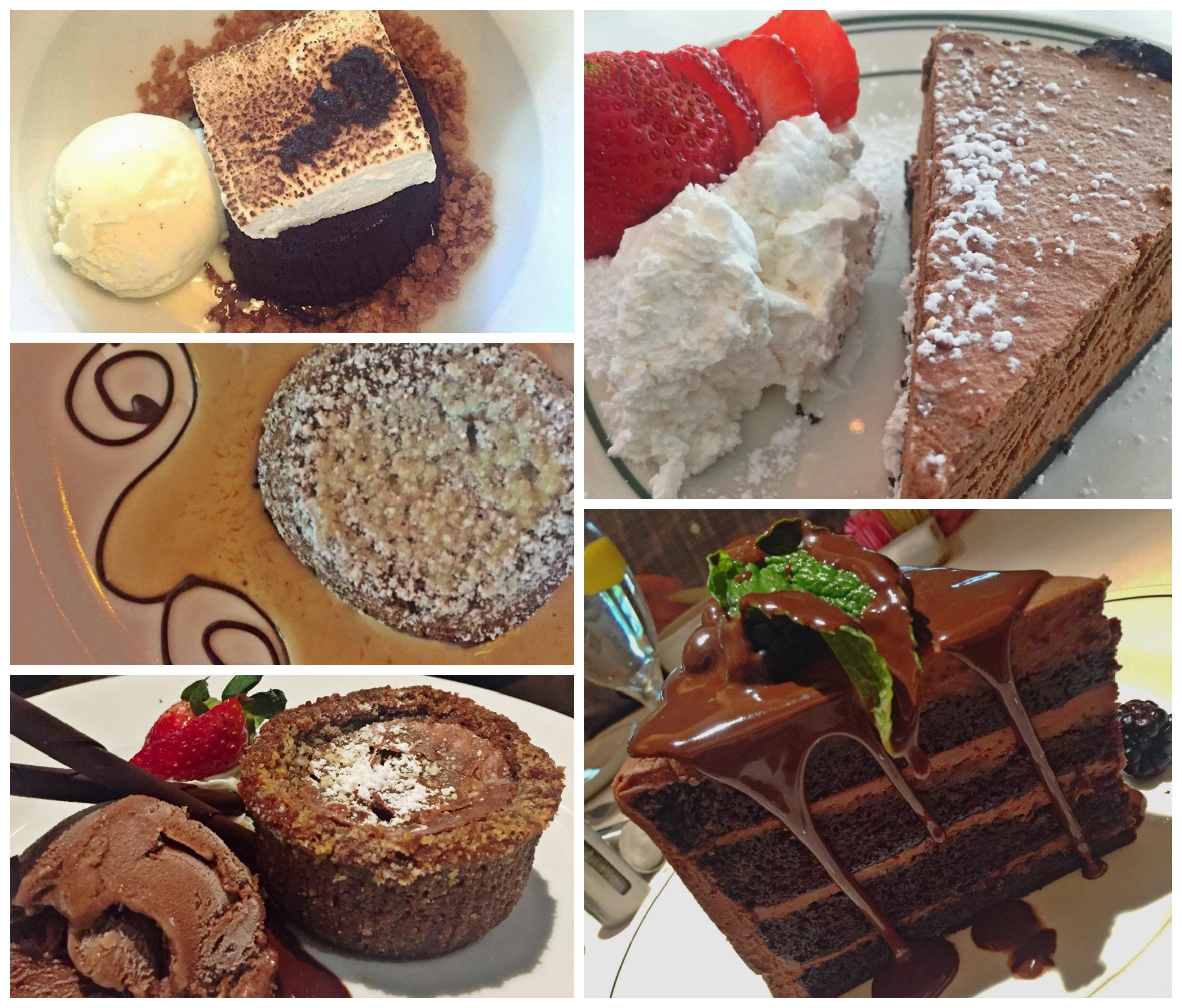 Five Best Chocolate Desserts in Miami