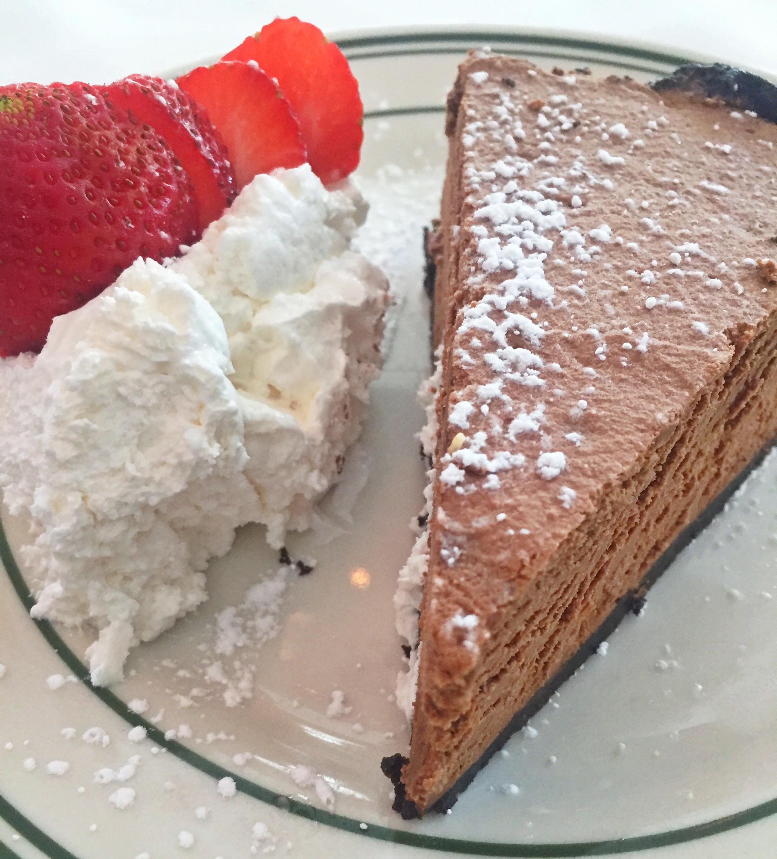 Wolfgangs Miami Chocolate Mousse Cake
