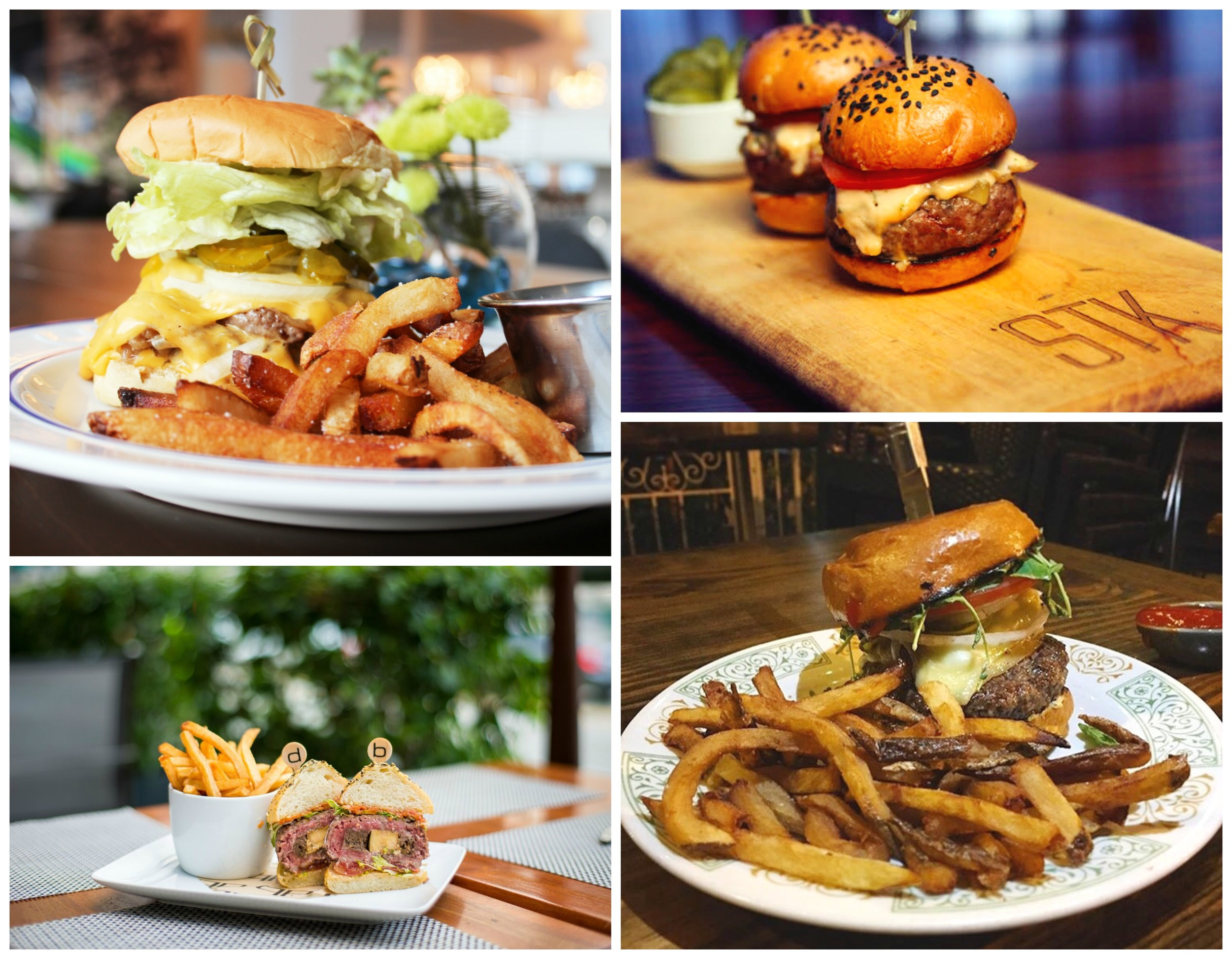 National Burger Month in Miami