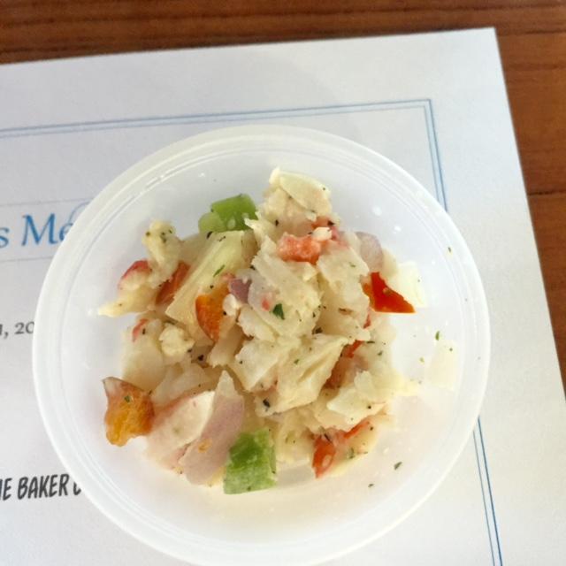 Captain Jim's Seafood Miami Crab Salad